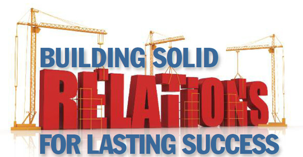 relationship building plan Relationship building skills before putting relationship building skills into action, it's important to overcome any unconscious fears of rejection fear of rejection is normal because we want to.